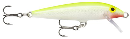 Rapala original floater lure glasgow angling centre for Rapala fishing codes