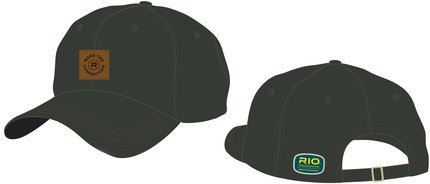 Rio Connection Cap Graphite