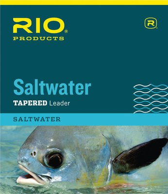 Rio saltwater fly fishing leaders glasgow angling centre for Saltwater fishing leader