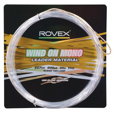 Rovex Wind On Mono Leader 10m