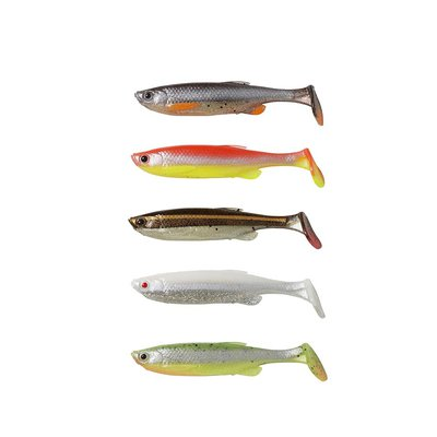 Savage Gear LB 3D Fat Minnow T-Tail