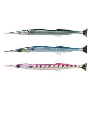Savage Gear 3D Line Thru Needlefish Pulsetail 2+1