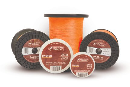 Scientific Anglers Dacron Backing Line 3000-5000yd