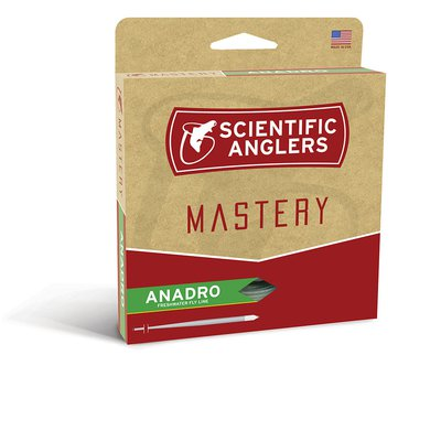 Scientific Anglers Mastery Anadro Sage/Optic Yellow