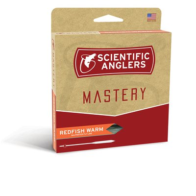 Scientific Anglers Mastery Redfish Warmwater Aqua/Mist Green Fly Line