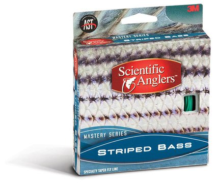 Scientific Anglers Mastery Striped Bass Intermediate Fly Lines