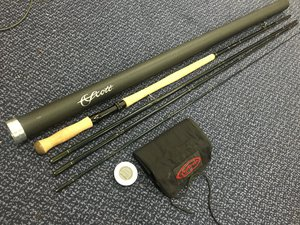 Preloved Scott T2H 16'4'' #10 4pc Salmon Fly Rod (USA) - Excellent