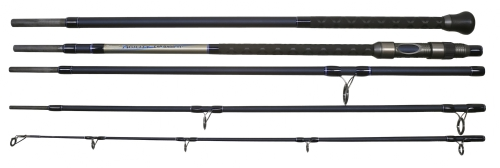 Shakespeare Agility Exp Bass 11ft 2-4oz 5pc Rod