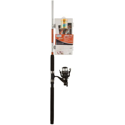 Shakespeare Catch More Fish Trout Kit 8ft 2-8g