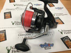 Preloved Shakespeare Sigma Surf 80FD Beach/Carp Fixed Spool Reel - Excellent