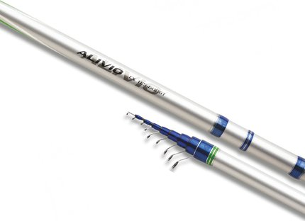 Shimano Alivio CX TE GT - Match Rod