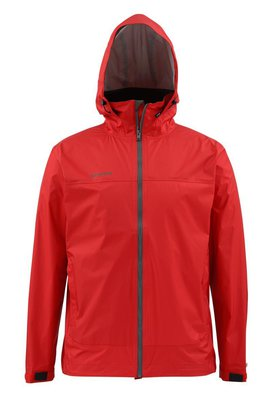 Simms Hyalite Rain Shell Jacket Glasgow Angling Centre