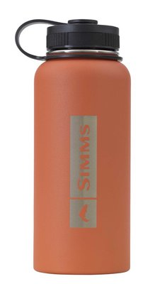 Simms Insulated Bottle 32 oz Simms Orange