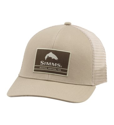 Simms Original Patch Trucker Cap