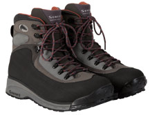 Simms Rivershed Cleated Sole Wading Boots