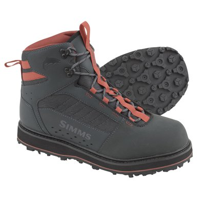 Simms Tributary Wading Boots Carbon