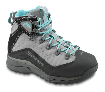Simms women 39 s vapor cleated sole wading boots glasgow for Women s ice fishing boots