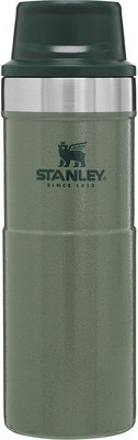 Stanley Classic Trigger-Action Travel Mug Hammertone Green