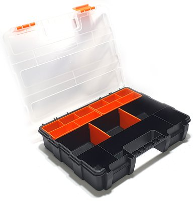 Stillwater Clip Lock Tackle Box