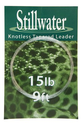 Stillwater Knotless Tapered Casts