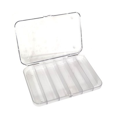 Stillwater Polycarbonate Tackle Box 6 Section