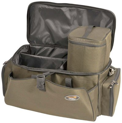 TF Gear Carryall (With 2 x Lok Box Medium And 1 x Cool Bag)