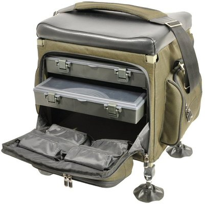 TF Gear Compact Tackle Seat Box