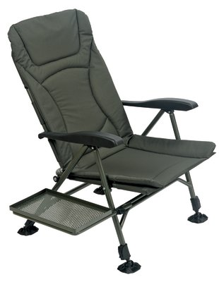TF Gear Flat-Out Recliner Arm Chair (Free Side Tray Worth £19.99)