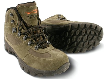 TF Gear Green X-Tuff Waterproof Boots