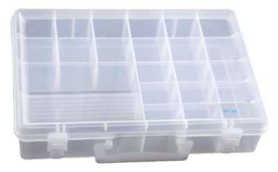 Tronixpro Multiple Compartment Tackle Box 306