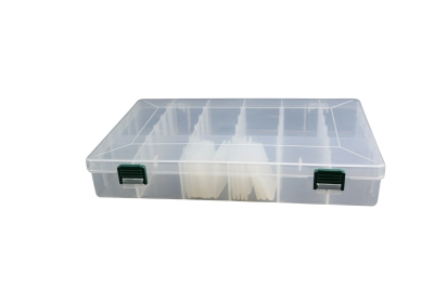 Tronixpro Multiple Interchangeable Compartment Tackle Box 308