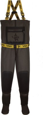 Vass 305 5L Breathable Chest Wader Stocking Foot