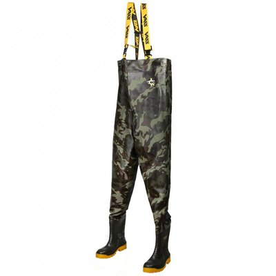 Vass 800 Series Camo Chest Waders