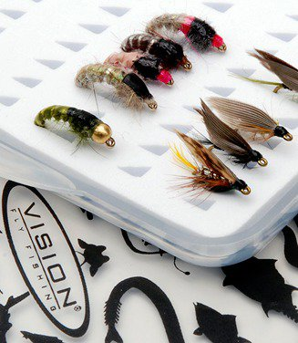 Vision Fit Fly Boxes