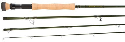 Vision Big Daddy Fly Rods