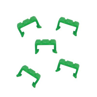 Watersnake Green Indicator Clips 5 Pack