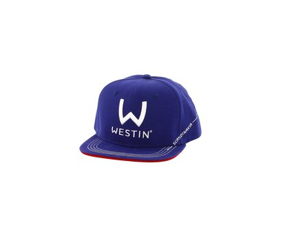Westin W Viking Helmet Cap Snorkel Blue/Poppy Red