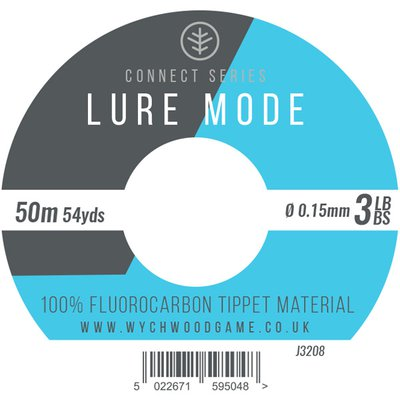 Wychwood Lure Mode Fluorocarbon 50m