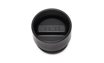 Yeti Rambler Bottle Hot Shot Cap Black
