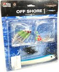 Abu Garcia Off Shore Lures In 3-Pack