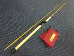 Abu Garcia Preloved - Atlantic 433 S Zoom 9ft 30-60g Trigger Spin Rod (Sweden) - As New