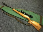 Preloved Air Arms Mistral .22 Air Rifle with Scope and Bag - Used