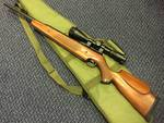 Preloved Air Arms Pro Sport .22 Air Rifle with Scope and Bag - Used