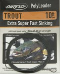 Airflo Polyleader Trout 10' Length