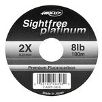 Airflo Sightfree Platinum Fluorocarbon