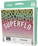 Airflo Superflo Elite Floating Lichen/Sunset Yellow Fly Line