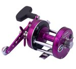 Akios Dynamo 656 CT Reel Purple