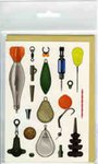 Angling Knots Andy Steer Greetings Cards Coarse Fishing