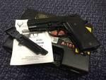 Preloved Anics A101 4.5mm BB CO2 Pistol With Mag & Case - Used