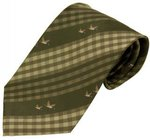 Bisley Duck Check Polyester Tie